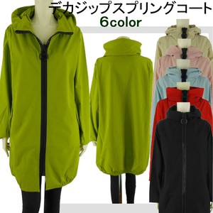 S/S 6 Colors Spring Coat