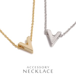 Accent Metal Petit Necklace