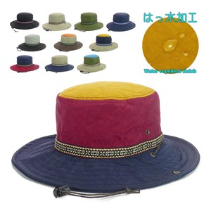 Lian Tape Water-Repellent Adventure Hat Young Hats & Cap