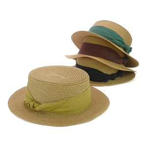 Natural Ribbon Paper Ladies Hats & Cap