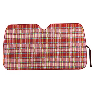 Casa Checkered Red Small Size