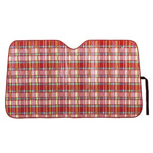 Casa Checkered Red Standard