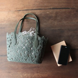Floret Pattern Lace Bag Floral Pattern Lace Light-Weight
