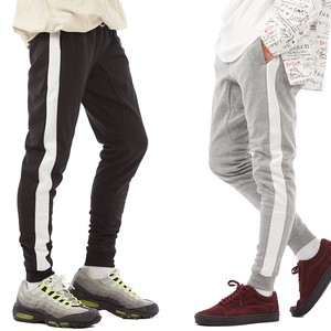 S/S Men's Line ponte fabric Pants