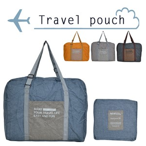 Trip Airplane Eco Bag Folded Bag Light-Weight Boston