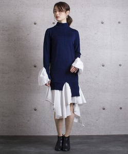 Layard Design Knitted One-piece Dress