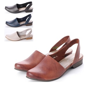 4 Colors Genuine Leather Ring Bag Casual Shoe S/S