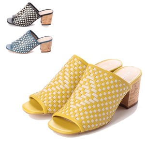 S/S 4 Colors Genuine Leather Mesh Casual Sandal