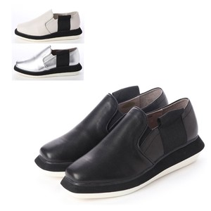 3 Colors Genuine Leather Casual Slippon A/W