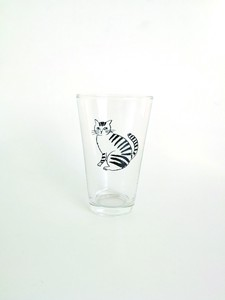 松尾ミユキ cat glass M stripe