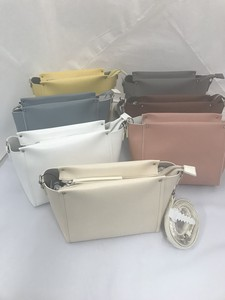 soft Synthetic Leather Mini Shoulder Bag