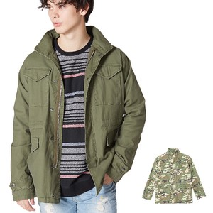 S/S Men's Stretch Field Military Jacket