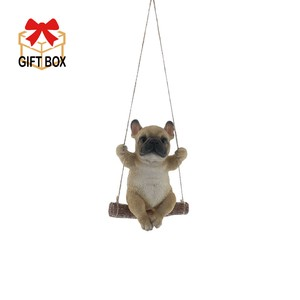Polyresin Ornament French Bulldog