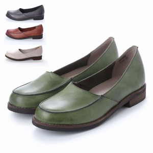 4 Colors Genuine Leather Casual Flat Shoes Comfort