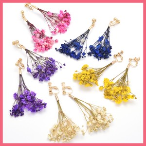 Dry Flower Bouquet Earring
