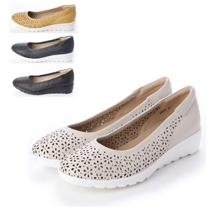 4 Colors Genuine Leather Mesh Casual Shoe Comfort