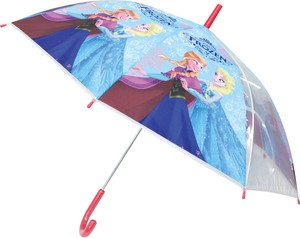 Disney Kids One push Umbrellas Frozen