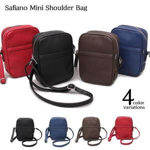 type Mini Shoulder Bag Leather Sacosh