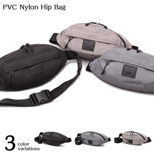 Nylon Hip Bag Waist Pouch Mini Shoulder