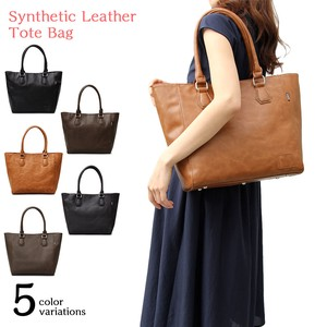 Genuine Leather Antique Leather Leather Tote Bag [2019NewItem]