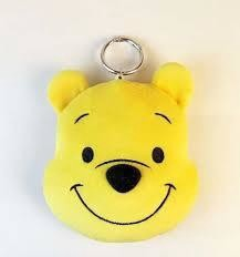 Limit Disney Face Commuter Pass Holder Winnie-the-Pooh