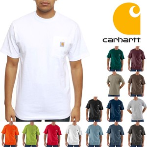 [CARHARTT] Pocket T-shirt