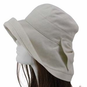 Ribbon Attached Hat UV Cut Countermeasure Uv