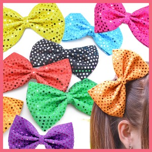 Color Ribbon Hair Clip