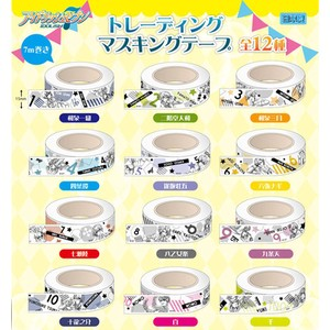 IDOLISH 7 Tray Skin Tape