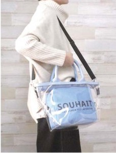 Clear Tote S/S