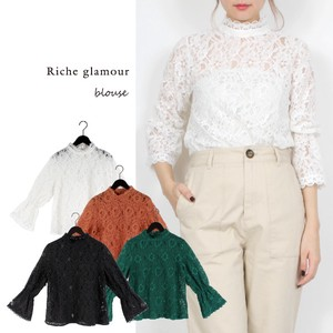Russell Lace Blouse