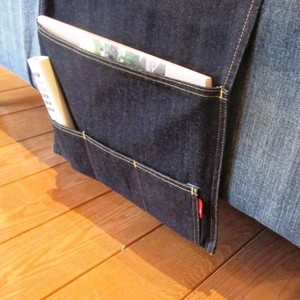 Denim Bed Pocket