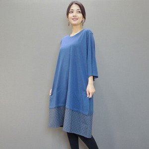 Knitted Embroidery Layard Tunic Leisurely