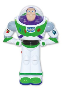 Die Cut Bubble Machine Shabondama Toy Story