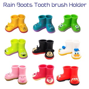 Entrex Shoe Toothbrush Holder Disney Rain Boots Tooth Brush Stand