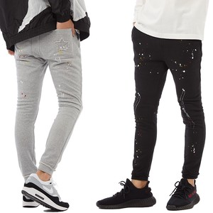S/S Men's pen Processing Fleece Sweat Pants