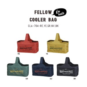 Colors Handsome Handle Cooler Bag