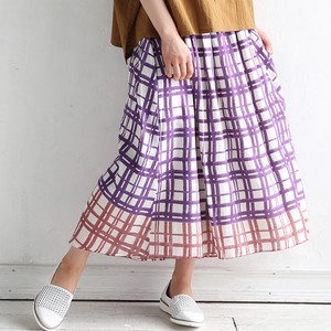 Skirt Combi Checkered