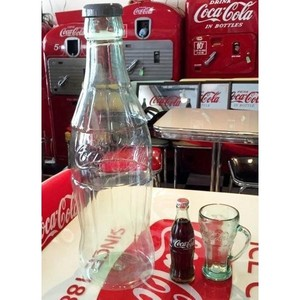 COCA COLA Bottle Bank Piggy Bank