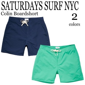 《即納》SATURDAYS SURF NYC■水着  海水パンツ  短パン■Colin Boardshort