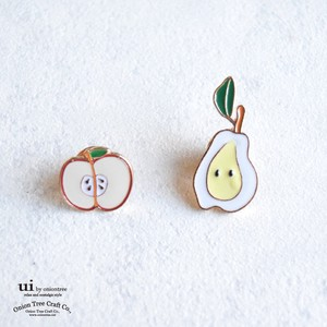 Brooch Fruit Fruit pear Apple pin Pins Accessory