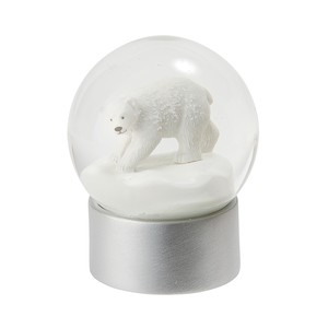 Snow Dome Polar Bear