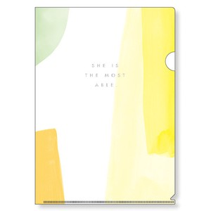 A4 Plastic Folder set