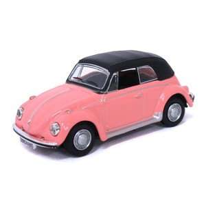 Model Car Beetle soft Top Pink