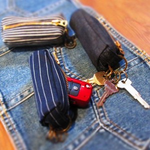 [2019NewItem] Denim Key Case