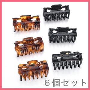 6 Pcs Set Casual Hair Ban Clip