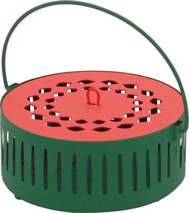 Summer vegetable Mosquito Coil Stand Watermelon