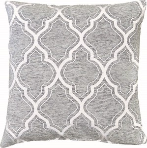 Cushion Cover Morocco Gray