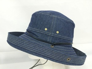 Limit Denim Adventure Hat