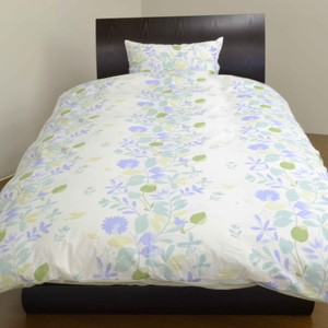 Botanical Bedspread Cover Mattress Cover Pillow Case